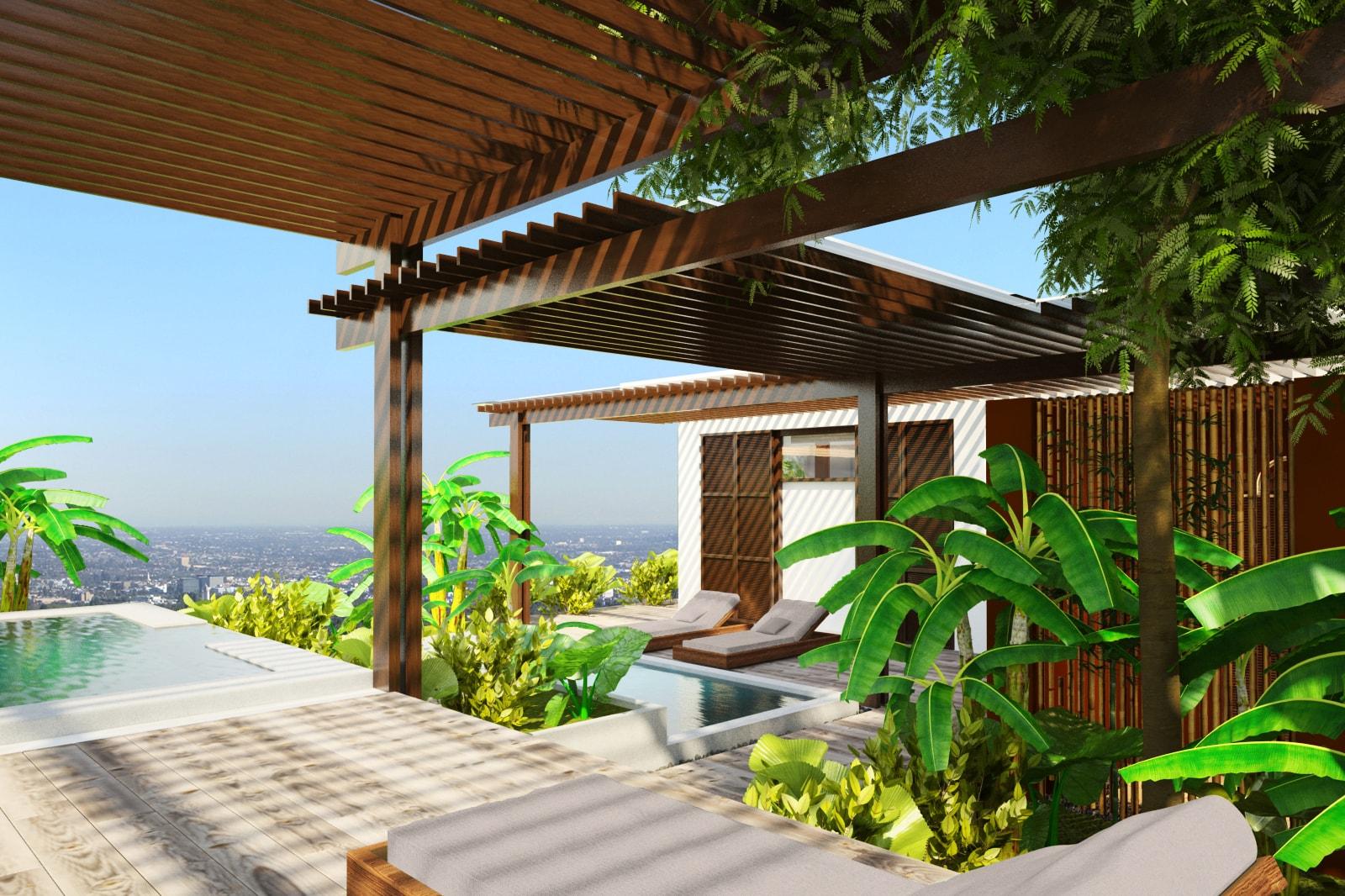 pool suite designer angsana siem reap