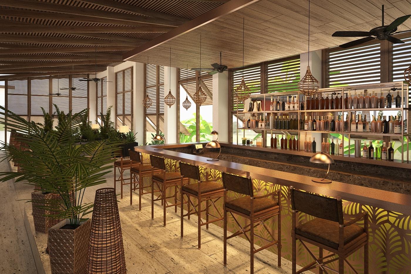 bar design idea cambodia