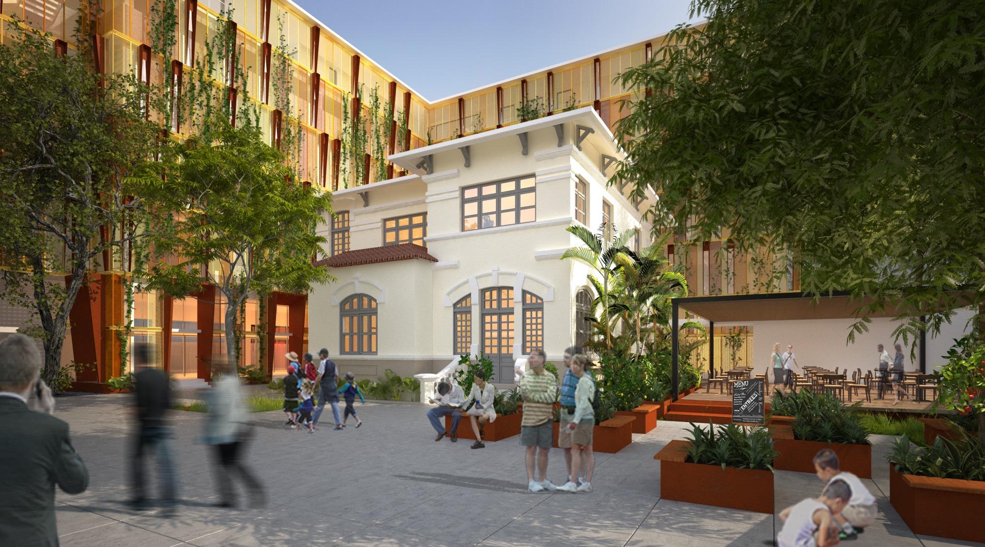 architect vietnam cambodia