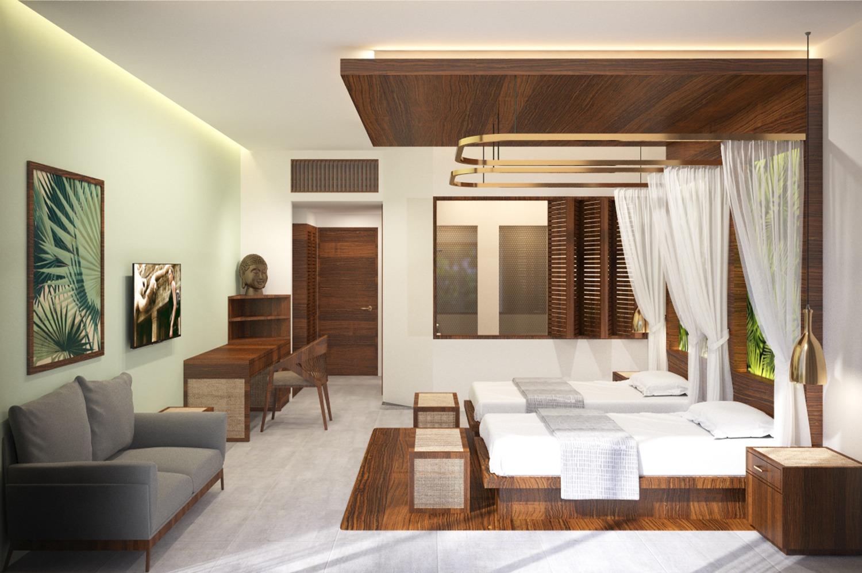 room design idea asia