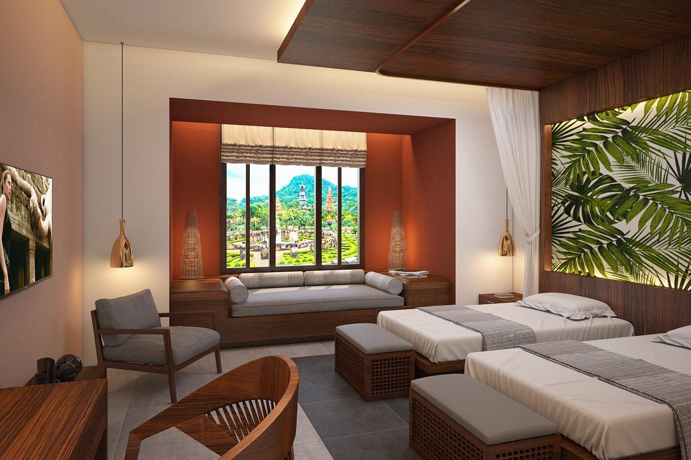 designer hotel cambodia siem reap