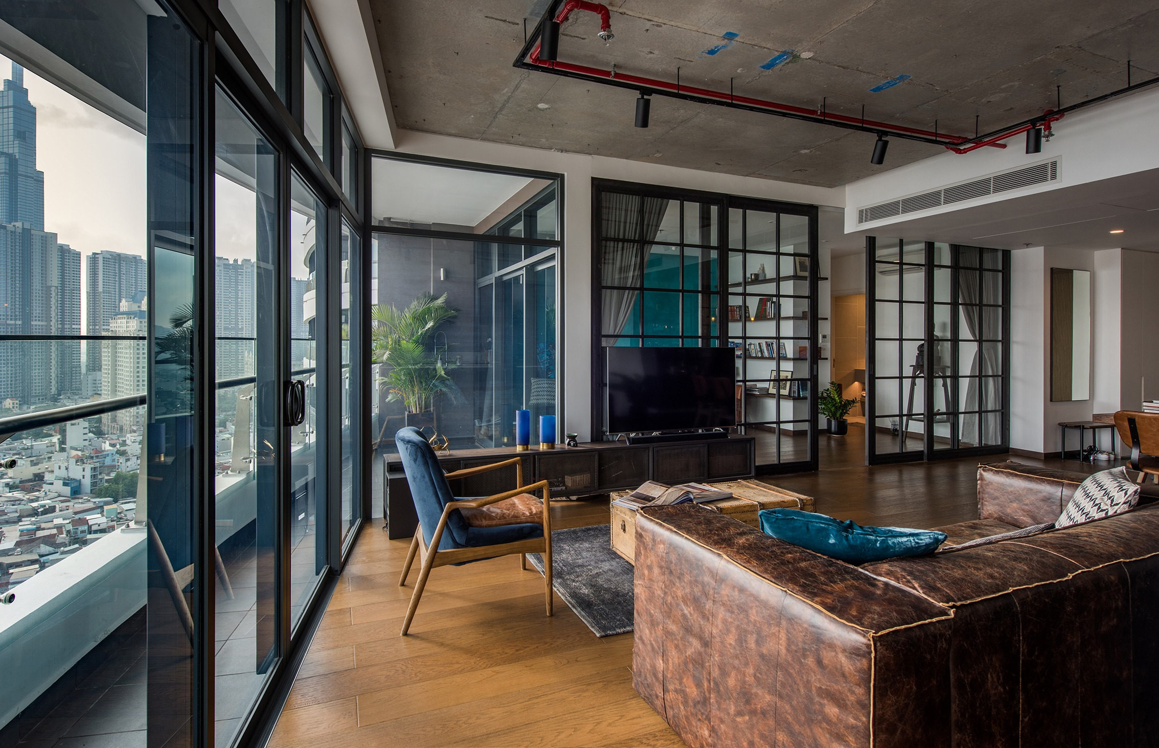 creative space residential