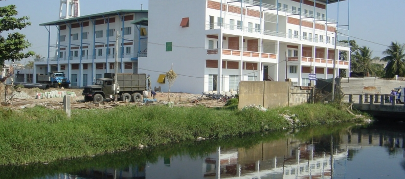 Low Cost Housing Pilot Tan Hoa Lo Gom Project